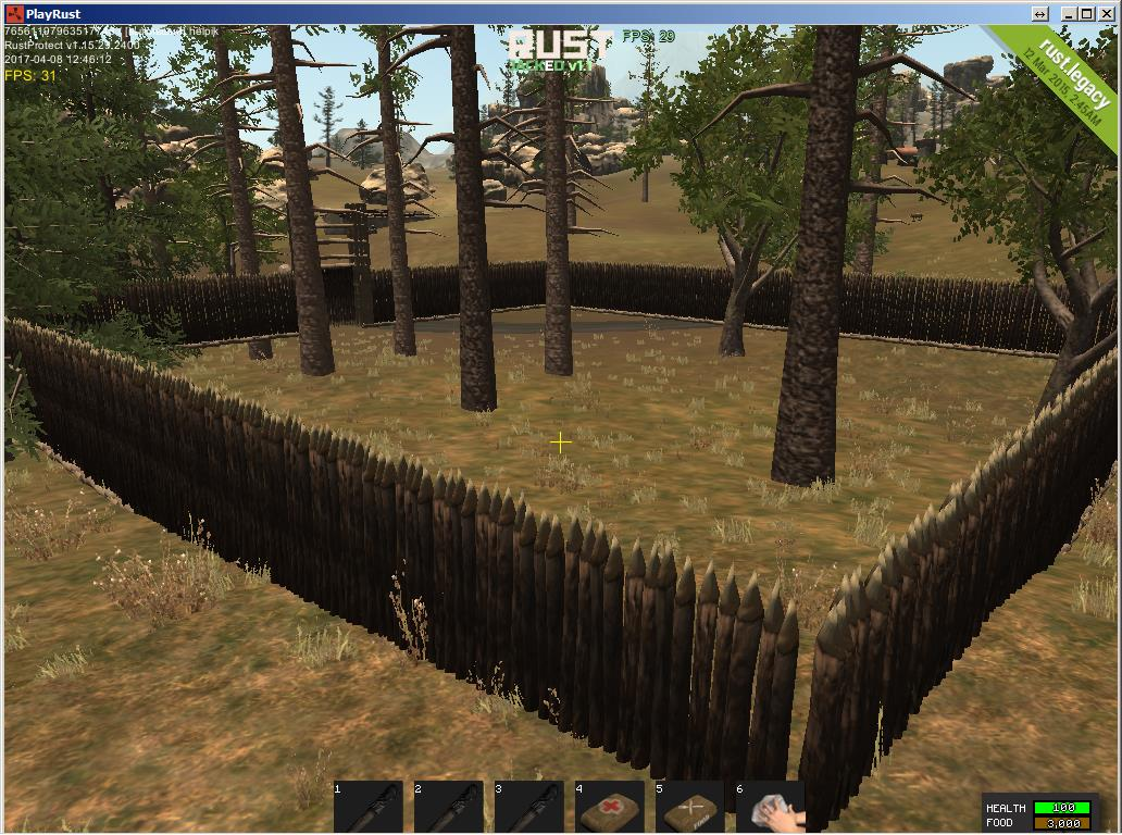 how to play rust legacy 2017